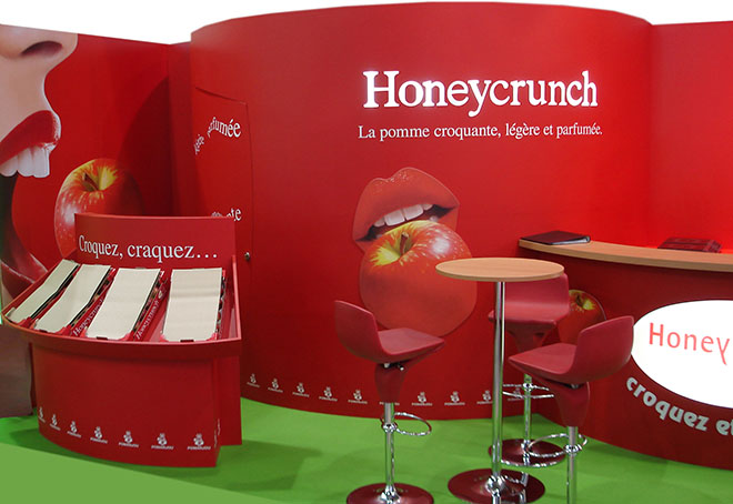 Pomanjou, Fruit Logistica Berlin 2011
