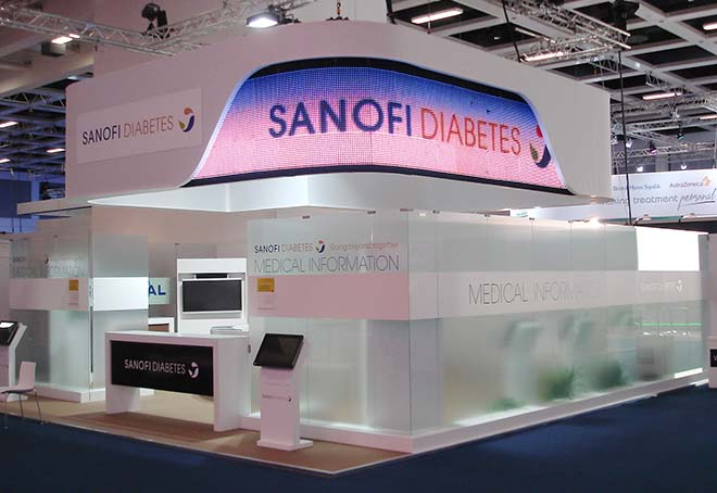 Sanofi Diabetes, EASD 2012 Berlin
